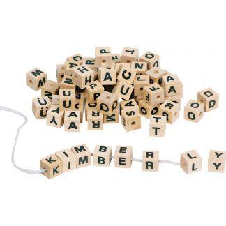 Buchstabenwürfel zum Basteln auf www.ShopWieMelly.at - Shop Wie Melly - Spiel Wie Melly