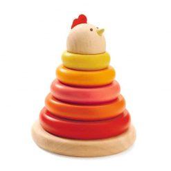 Stapelturm Henne auf www.ShopWieMelly.at - Shop Wie Melly dein Onlineshop