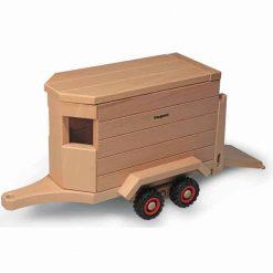 Pferdeanhänger aus Holz - Spielzeugfahrezeuge von fagus auf www.ShopWieMelly.at - fagus kaufen bei Shop Wie Melly Österreich