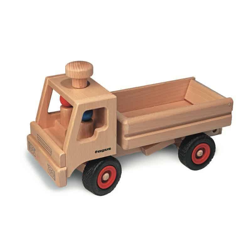 Spielzeugfahrezeuge fagus auf www.ShopWieMelly.at