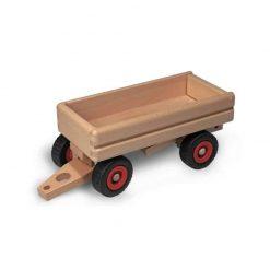LKW-Anhänger aus Holz - Spielzeugfahrezeuge von fagus auf www.ShopWieMelly.at - fagus kaufen bei Shop Wie Melly Österreich