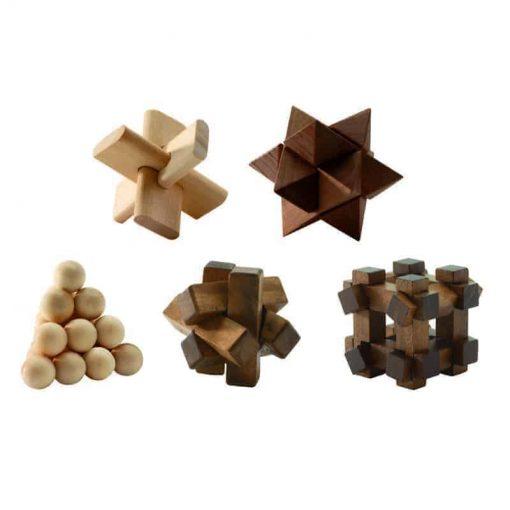 Spiele zum logischen Denken aus Holz online kaufen.
