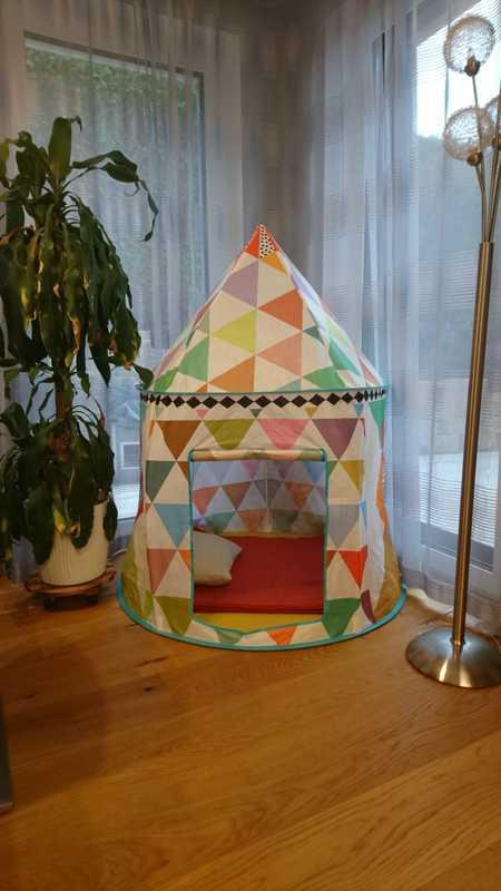 Kaufe jetzt ein ausgefallenes, hochwertiges Spielzelt um das Kinderzimmer deines Kindes aufzupeppen!