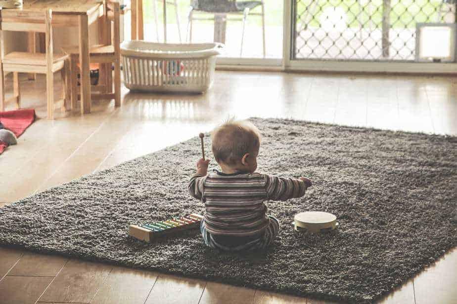 Musik ist wichtig für die kindliche Entwicklung.