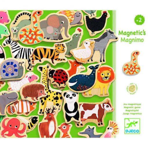 Magnete aus Holz jetzt online kaufen.